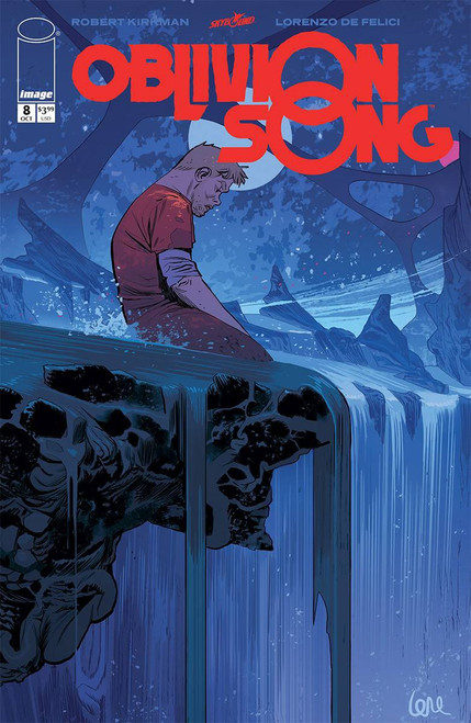 Image Comics Oblivion Song #8 Comic Book