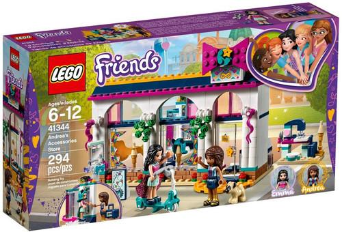 LEGO Friends Andrea's Accessories Store Set #41344