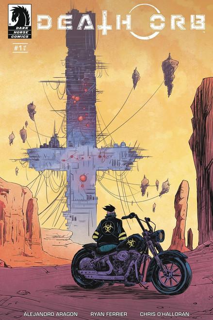 Dark Horse Death Orb #1 Comic Book