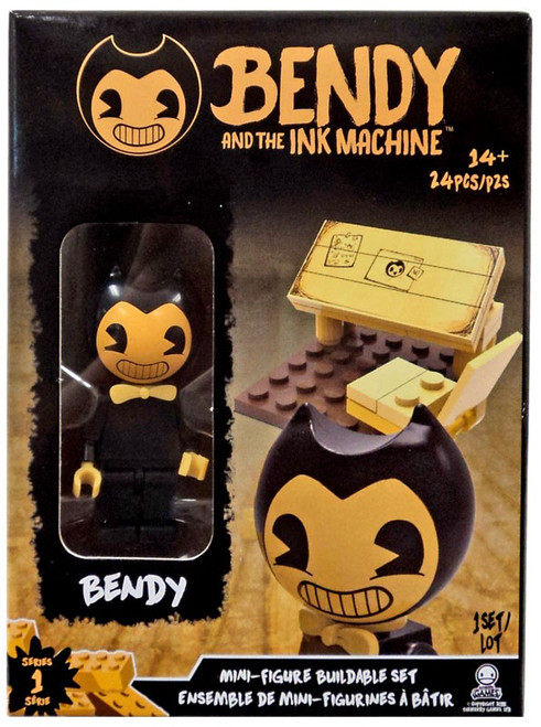 Bendy and the Ink Machine Mini Figure Bendy Buildable Set
