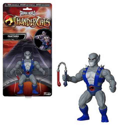 Funko Thundercats Savage World Panthro Action Figure