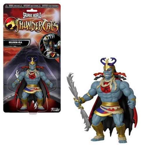 Funko Thundercats Savage World Mumm-Ra Action Figure
