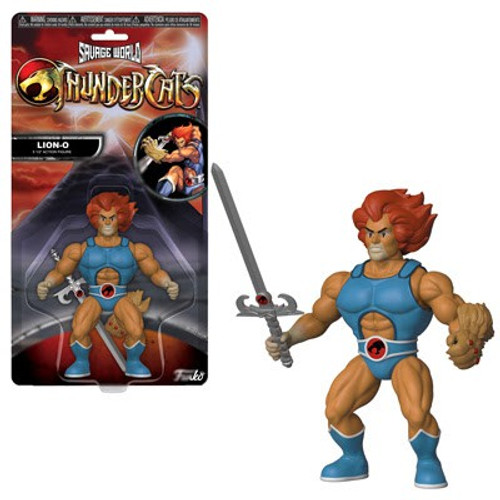 Funko Thundercats Savage World Lion-O Action Figure