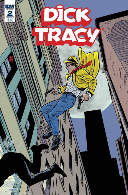 IDW Dick Tracy: Dead or Alive #2 Comic Book