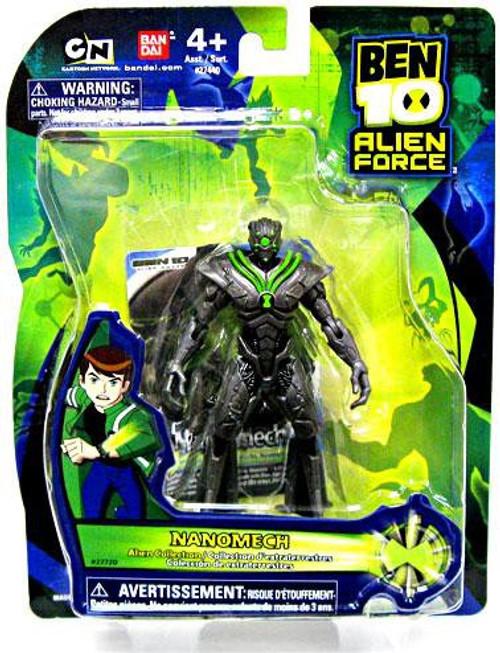 Ben 10 Alien Force Alien Collection Nanomech Action Figure [Version 1, Damaged Package]