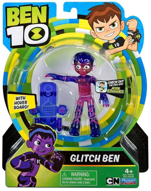 Ben 10 Basic Glitch Ben Action Figure