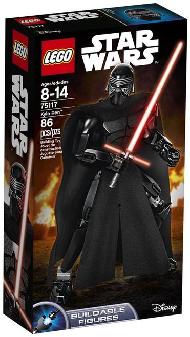 LEGO Star Wars The Force Awakens Kylo Ren Set #75117 [Damaged Package]