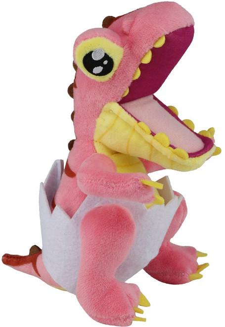 Ryan's World Pink Dinosaur 7-Inch Medium Plush