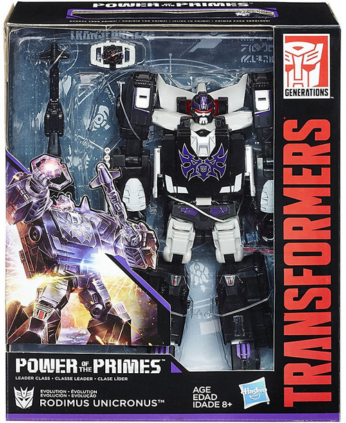Transformers Generations Power of the Primes Rodimus Unicronus Leader Action Figure [Damaged Package]