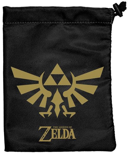 Ultra Pro The Legend of Zelda Treasure Nest Dice Bag
