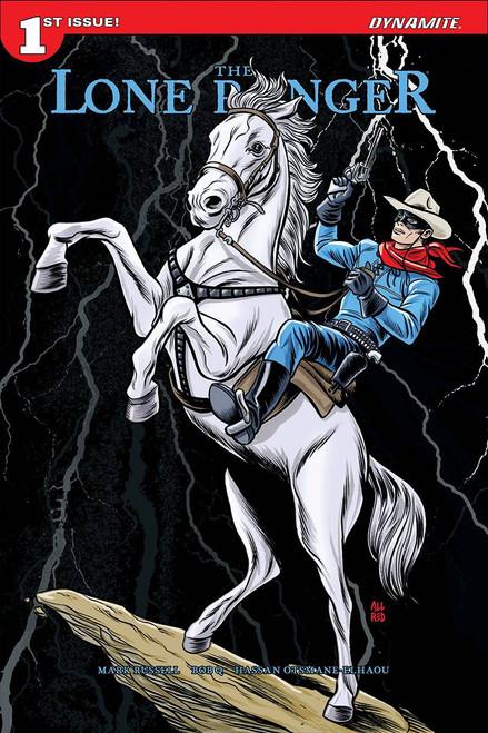 Dynamite Entertainment Lone Ranger Vol 3 #1 Comic Book [Cover B Allred]