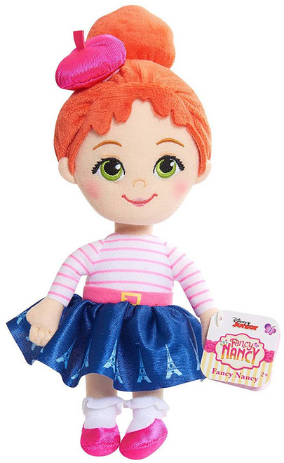 Disney Junior Fancy Nancy 10-Inch Plush [Paris Fashion]