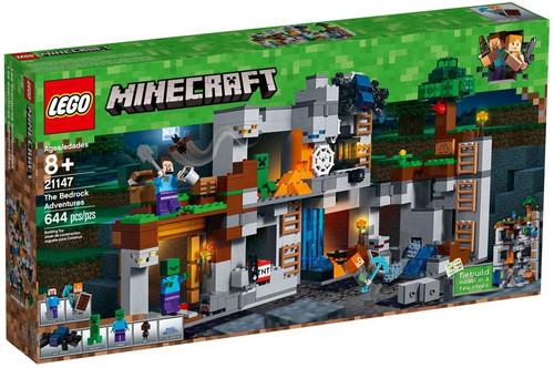 LEGO Minecraft The Bedrock Adventures Set #21147