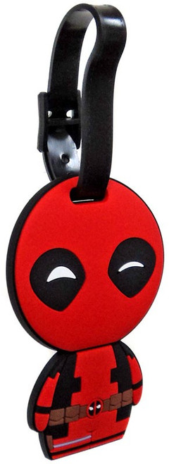 Funko Marvel Collector Corps Deadpool Exclusive Luggage Tag [Deadpool Box]