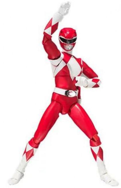 Mighty Morphin Power Rangers Figuarts Red Ranger Exclusive Action Figure