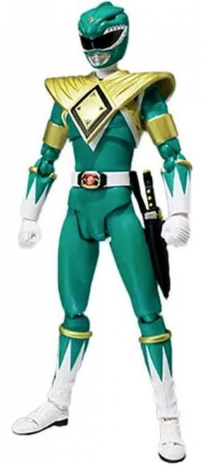 Mighty Morphin Power Rangers Figuarts Green Ranger Exclusive Action Figure