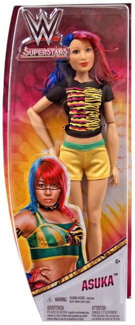 WWE Wrestling Superstars Asuka 12-Inch Doll