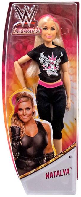 WWE Wrestling Superstars Natalya 12-Inch Doll [Nattie by Nature]