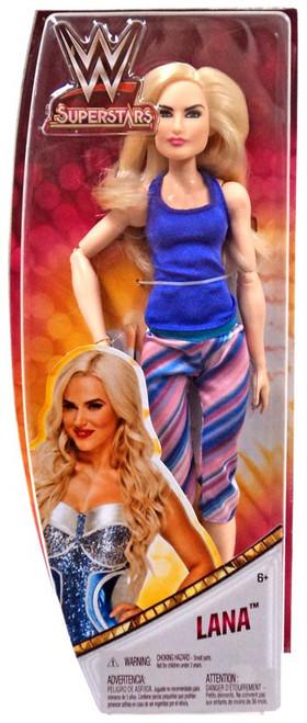 WWE Wrestling Superstars Lana 12-Inch Doll