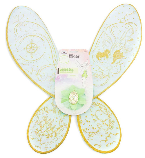 Disney Tinker Bell Light-Up Wings Exclusive Costume Accessory