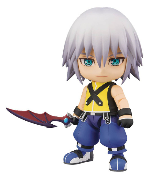 Disney Kingdom Hearts Nendoroid Riku Action Figure
