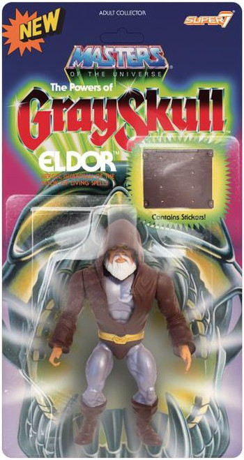 Masters of the Universe Vintage Series The Powers of Grayskull Eldor Action Figure