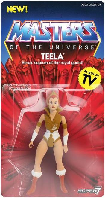 Masters of the Universe Vintage Series 2 Teela Action Figure