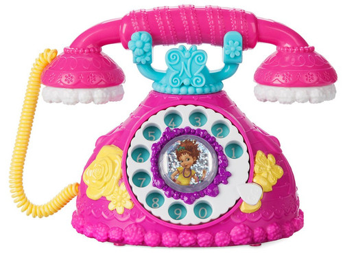 Disney Junior Fancy Nancy Telephone Exclusive [Lights & Sounds!]