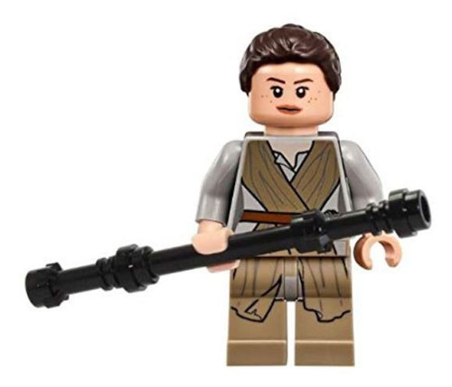 LEGO Star Wars The Force Awakens Rey Minifigure [with Staff Loose]