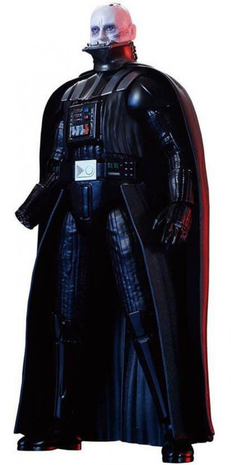 Star Wars Return of the Jedi Darth Vader 1/12 Plastic Model Kit