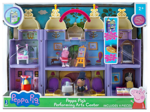 Peppa Pig's Performing Arts Center Exclusive Playset