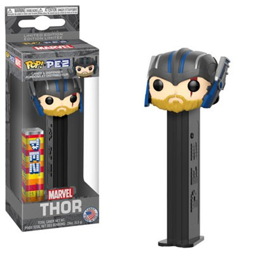 Funko Marvel Thor: Ragnarok POP! PEZ Thor Candy Dispenser