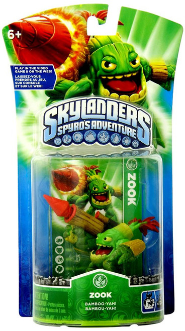 Skylanders Spyro's Adventure Zook Figure Pack [Loose]