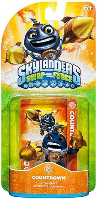 Skylanders Swap Force Countdown Figure Pack [Loose]