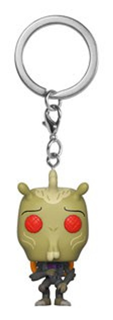 Funko Rick & Morty POP! Animation Krombopulos Michael Exclusive Keychain