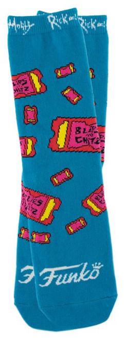 Funko Rick & Morty Blips & Chitz Exclusive Socks