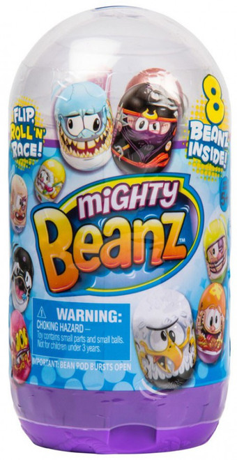 Mighty Beanz Bean Pod Slam Pack Mystery 8-Pack