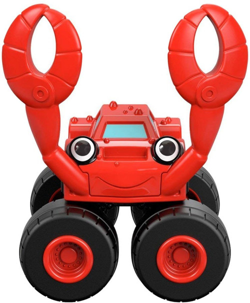 Fisher Price Blaze & the Monster Machines Nickelodeon Crab Truck Vehicle [Bagged]