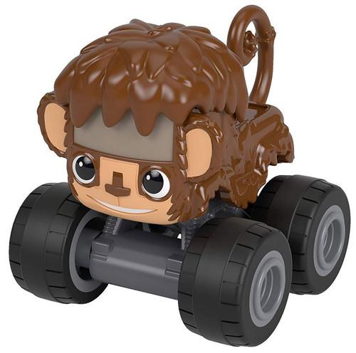 Fisher Price Blaze & the Monster Machines Nickelodeon Monkey Truck Vehicle
