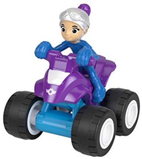 Fisher Price Blaze & the Monster Machines Nickelodeon Gabby Vehicle [Bagged]