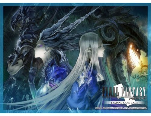 Final Fantasy XIV B Card Sleeves