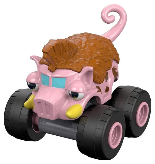 Fisher Price Blaze & the Monster Machines Nickelodeon Slop Vehicle [Bagged]