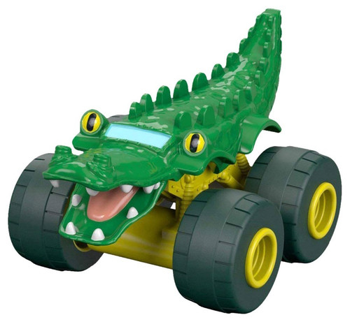 Fisher Price Blaze & the Monster Machines Nickelodeon Alligator Truck Vehicle [Bagged]