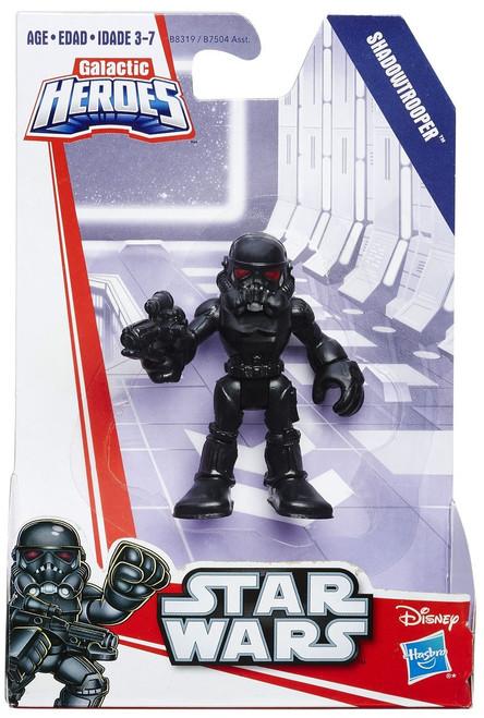 Star Wars Galactic Heroes Basic Shadow Trooper Mini Figure