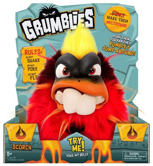 Grumblies Scorch Figure