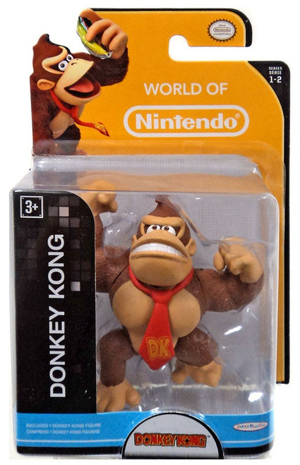 World of Nintendo Donkey Kong 2.5-Inch Mini Figure