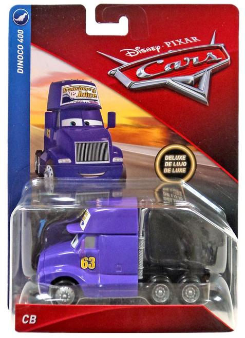 Disney / Pixar Cars Cars 3 Dinoco 400 CB Diecast Car [Deluxe]