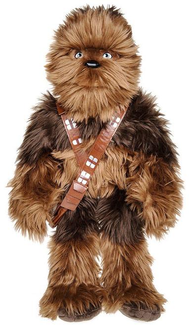 Disney Star Wars Solo Chewbacca Exclusive 19-Inch Plush