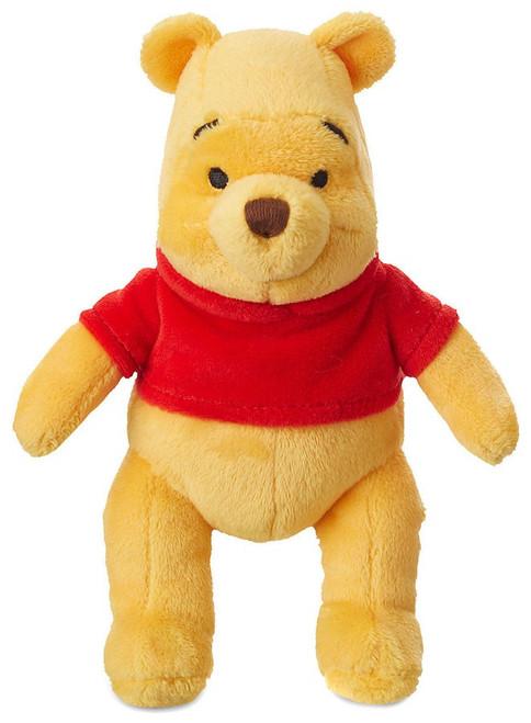 Disney Winnie the Pooh Exclusive 7.5-Inch Mini Bean Bag Plush