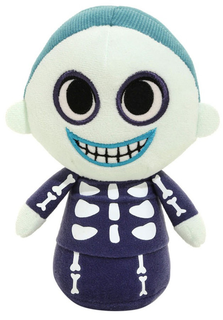 Funko Nightmare Before Christmas SuperCute Barrel Exclusive 7-Inch Plushie
